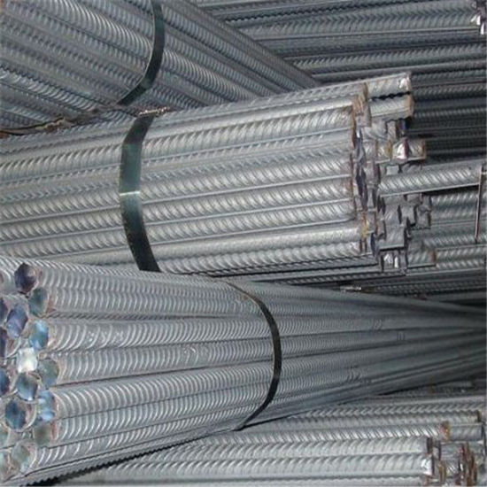 Hight-End Construction Deformed Steel Bars HRB400 pictures & photos