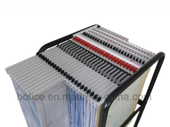 Mobile Sheet File Hanging Trolley for A0, A1, A2, A3 pictures & photos