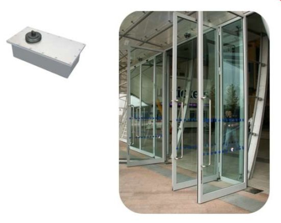 Sensor Outside Automatic Floor Spring Door Closer pictures & photos