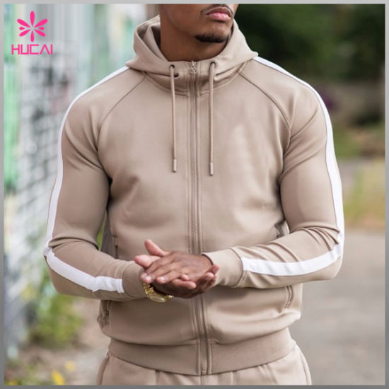 Wholesale Manufacturer Mens Casual Comfortable Design Your Own Tracksuit