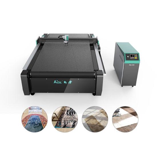 China Supplier Dustproof Mat Cutting Machine