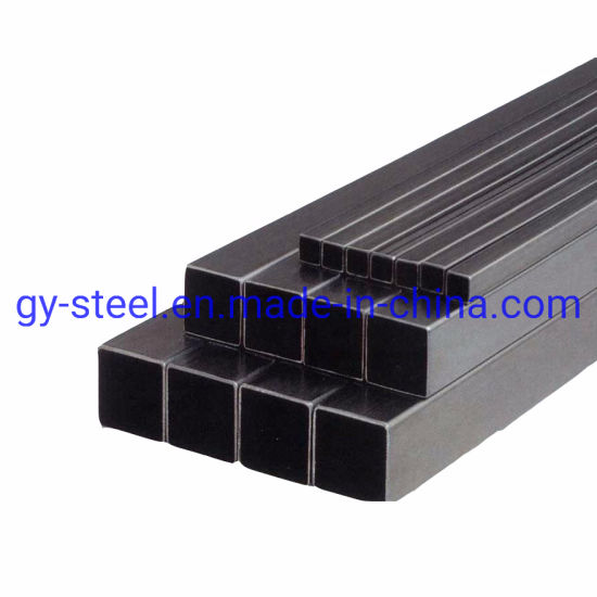 Q195q235Q345 Carbon Steel Pipe/ERW Welded Round Pipe