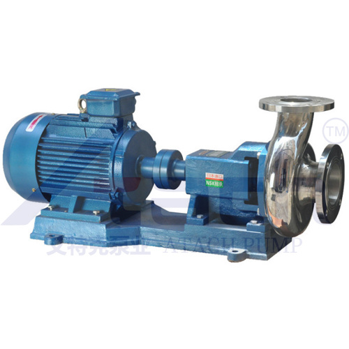 Bare Shaft Industrial Centrifugal Pump Glf125K-28/1450rpm