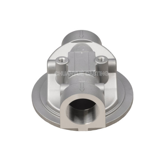 Customized OEM Aluminum Die Casting Oil Filter for Auto Parts
