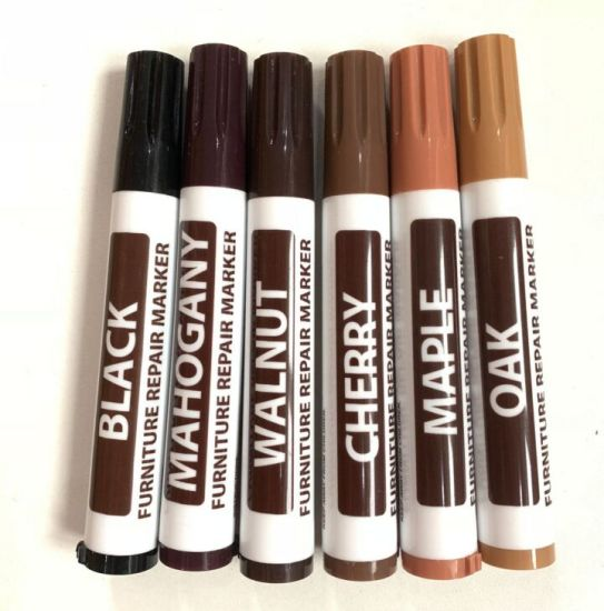 OEM Wood Furniture Scratch Repair Floor Touch Up Marker Pen pictures & photos