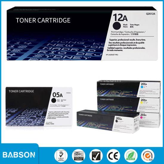 Wholesale 78A 85A 12A 05A 35A 36A 53A HP Toner Cartridge Original Laser Toner Cartridge Printer