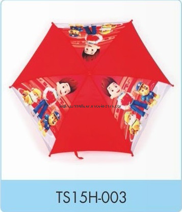 High Quality Fashion Gift Straight Sun/Rain Golf Umbrella, Stronger Double Ribs, Plastic Handle