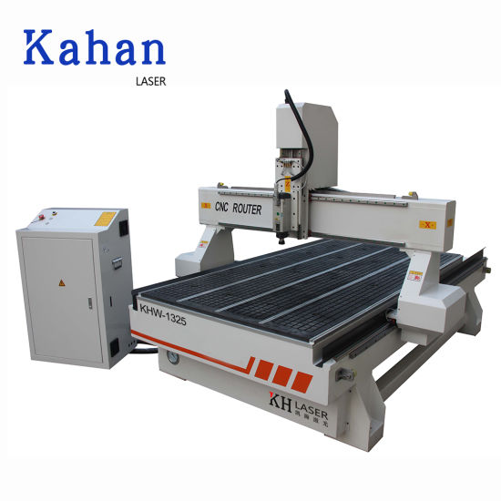 Khw-1325 Carpentry Furniture Used CNC Wood Cutting Router Machine