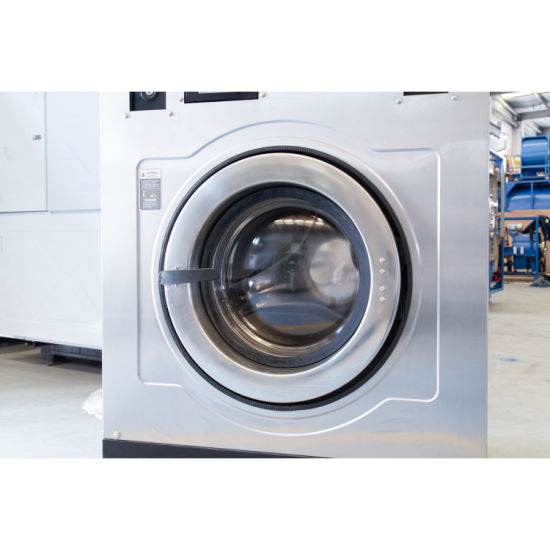 Automatic Customized Stainless Steel Self-Service Coin Operated Laundry  Industry/Industrial Washing Cleaning Machine Used for