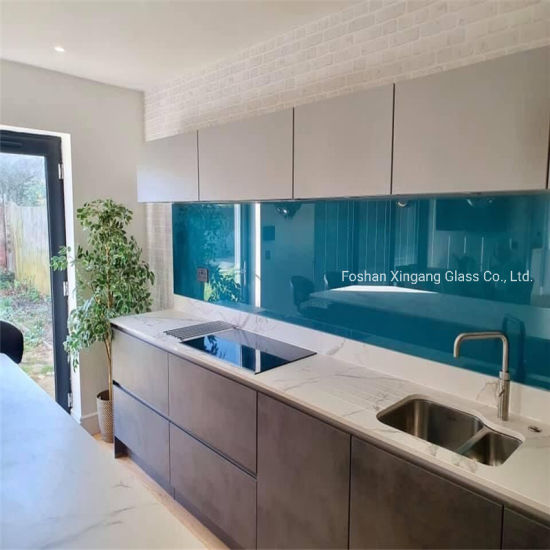 Glass Splashbacks Lacquered Back Painted and Lacobel T Glass (Temperable)