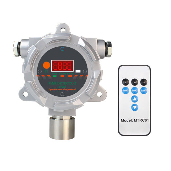 4-20mA Gas Detection System Fixed Gas Transmitter