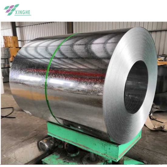 Cold Rolled Standard Sizes 0.35mm 24 Gauge Galvanized Steel Coil