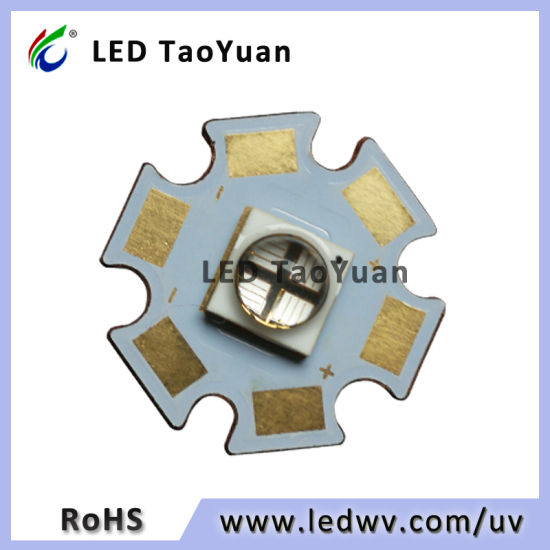 395nm 10W (Φ 20mm) High Power UV LED