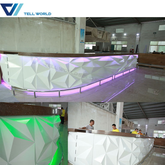 Commercial Led Light Pub Bar Furniture Wine Counter Pictures Photos