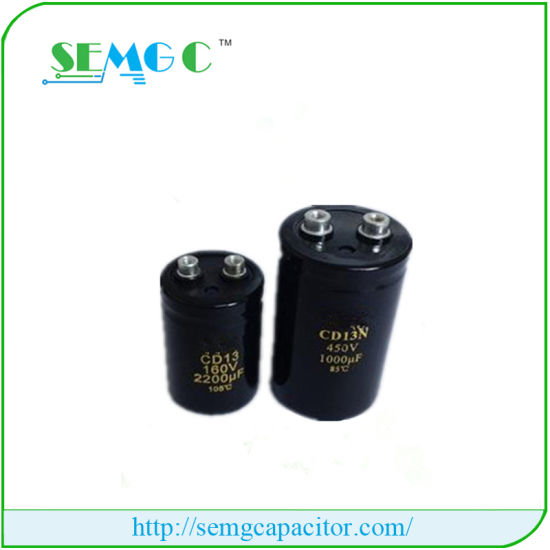 Quick Offer Power Capacitor 12000UF 160V RoHS-Compatible pictures & photos
