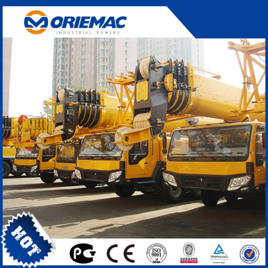 Pickup Truck Crane Qy50b. 5 pictures & photos