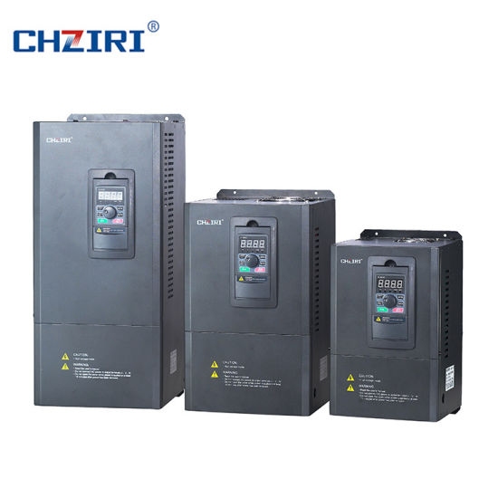 Chziri 10HP Special Frequency Inverter for Pump and Fan Application Zvf9V-P0075t4mdr
