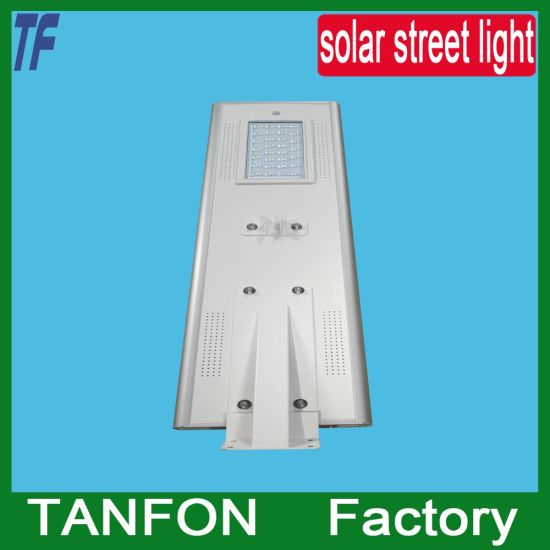 Popular Design Solar Garden Light, Solar LED Garden Light 30W 50W pictures & photos