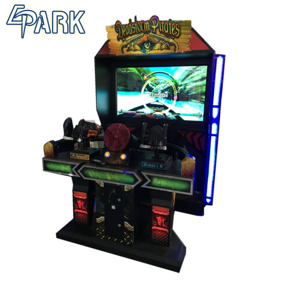 Hot Selling Game Deadstorm Pirates Without Cabinet Coin Operated Shooting Gun Game Machine