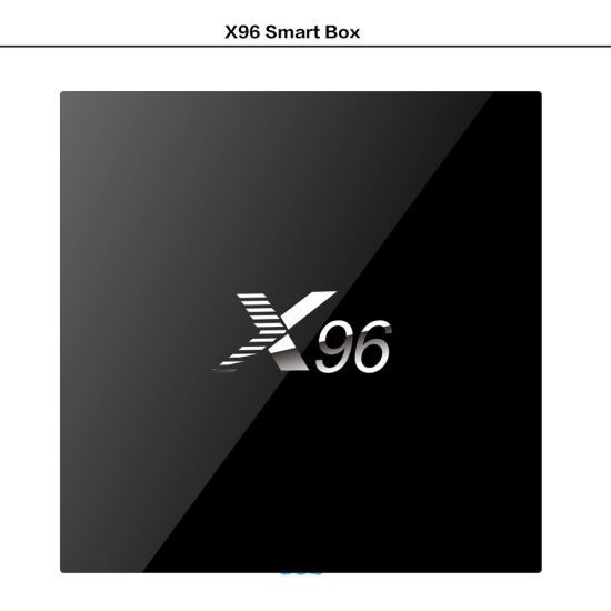 X96 Android 6.0 TV Box Amlogic S905X pictures & photos