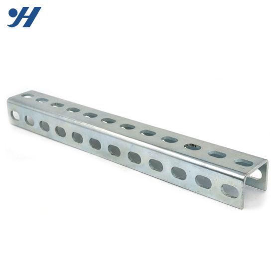 JIS Standard Building Materials Flat Steel U Channel