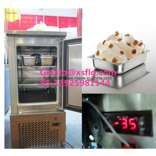 Blast Freezer South Africa/Ice Cream Display Freezer pictures & photos