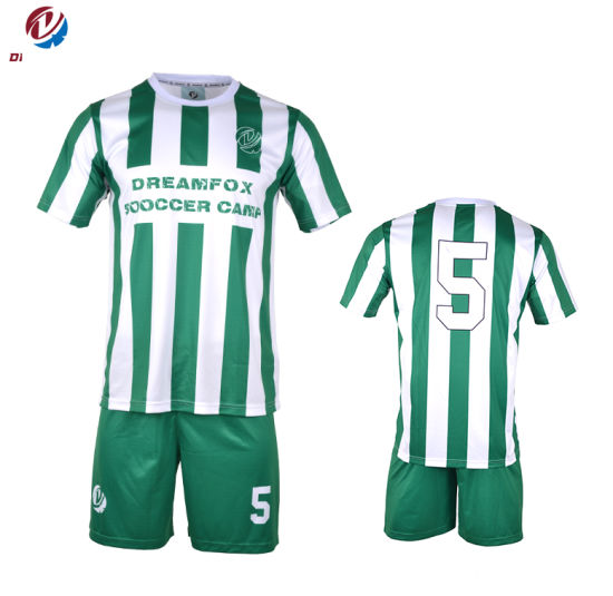 Good Sell Cheap Price 100% Polyester Short Sleeves Soccer Jersey Football  Shirt Uniform Set. Get Latest Price cee2de563