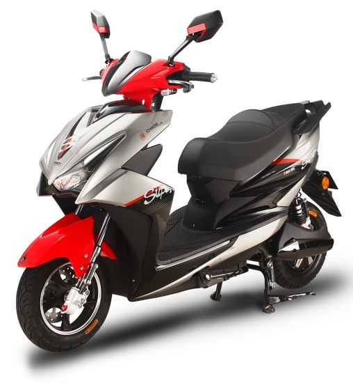 Sporty Powerful 1000W Electrica Motorcycle Scooter/Electrical Vechile (DHF)