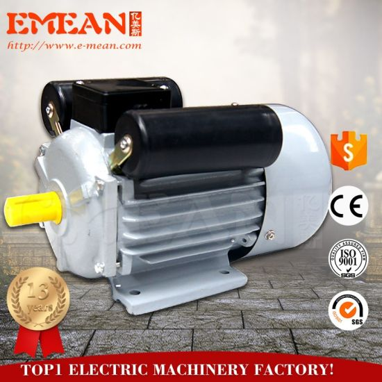 China 1.5HP Single Phase AC Motor with 100% Copper Wire - China AC ...