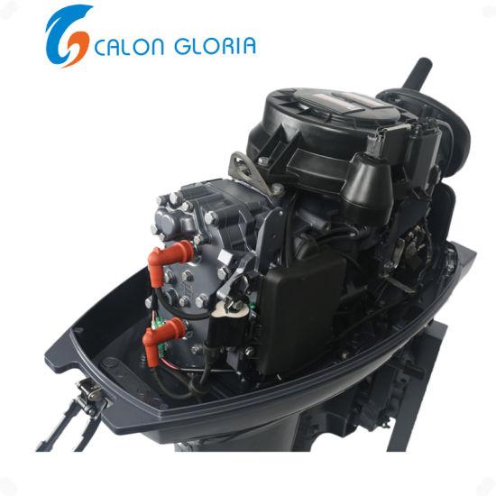 China 40HP 2-Stroke Long Shaft Outboard Motor Calon Gloria Brand