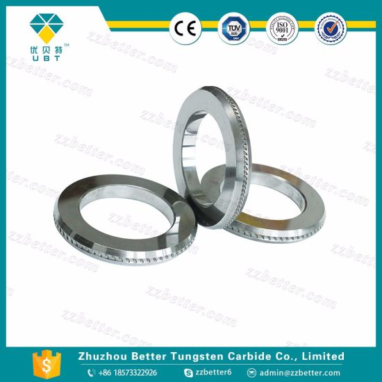 Profile Wire Roller Tungsten Carbide Roll Rings, Mill Roll Ring pictures & photos