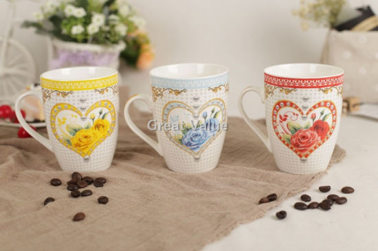 China Factory Directly Sale Cheap 11oz Ceramic Mug