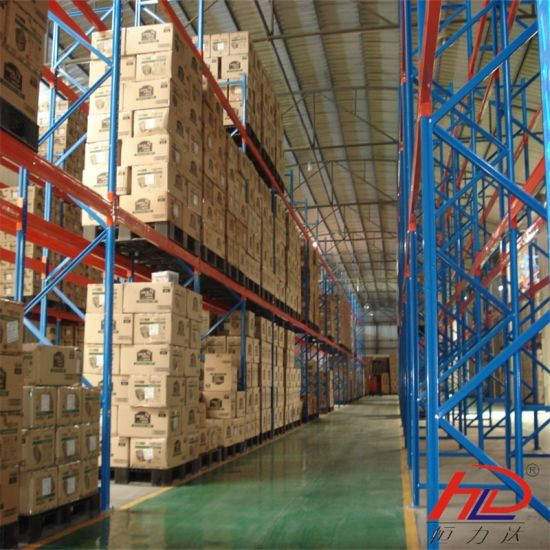 Warehouse Storage Adjustable Pallet Racking pictures & photos