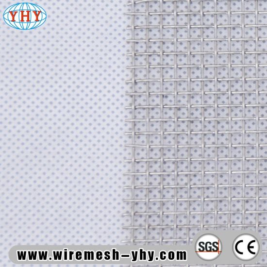 China 304 1X30m Stainless Steel Fine Metal Mesh for Filter - China ...