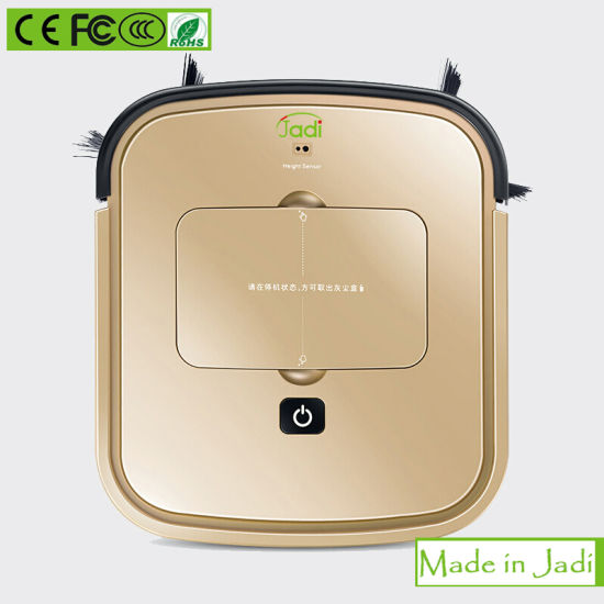 2 95cm Ultra Thin Robot Vacuum Cleaner For Sofa And Bed