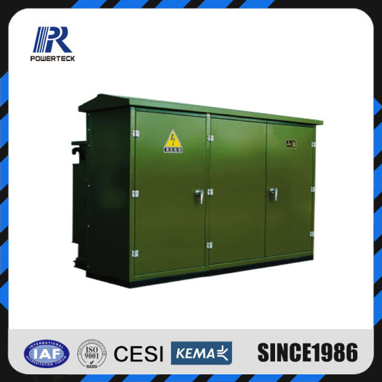 Zgs Combined Transformer- Us Style Prefabricated Substation