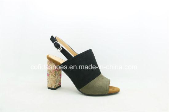 89987f3001 China Sexy Block Heels Women Sandals for Fashion Lady - China Women ...