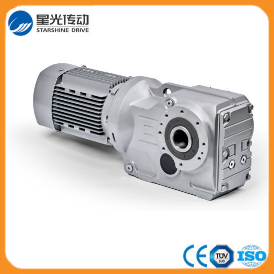 Top Quality Bevel Helical Gear Reducer for Ceramic Factory