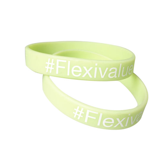 Promotion Silicone Wristband (Ele-WS013) pictures & photos