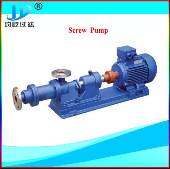 Mono Progressive Cavity Single Screw Slurry Pump
