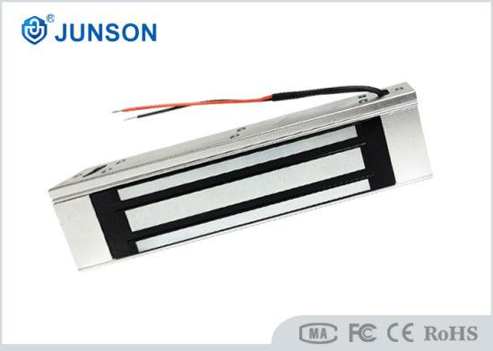 300lbs Single Door Electromagnetic Lock (Js-180) & China 300lbs Single Door Electromagnetic Lock (Js-180) - China ...