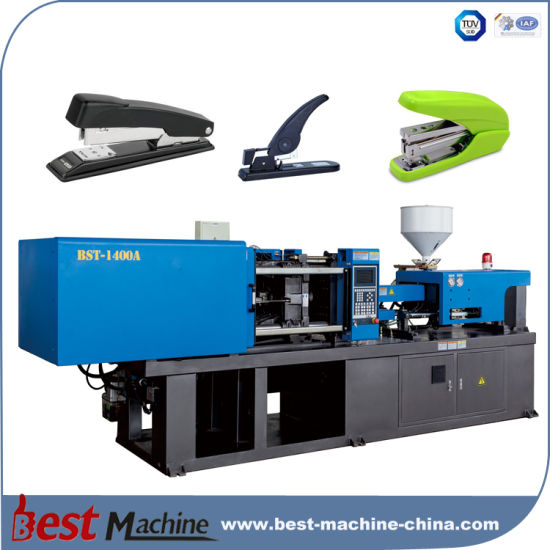 China Bst-1400A Plastic Book Sewer Injection Molding Machine