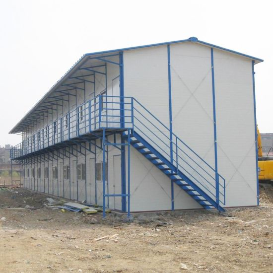 Low Price Steel Structure Prefabricated House Building for Sale pictures & photos