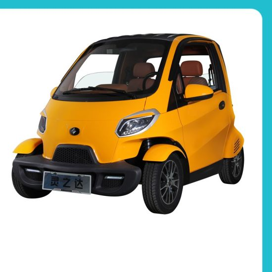 Cheap Electric Car For Sale Two Seater Mini Cars With EEC
