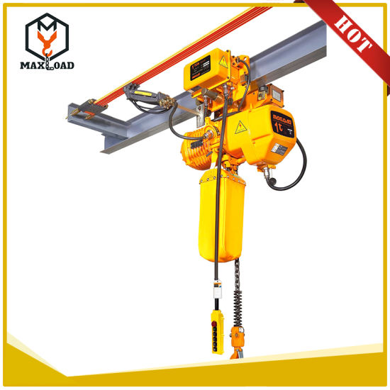 1t same quality with nitchi electric chain hoist cheap price pictures &  photos