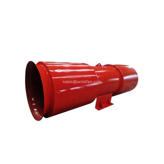 OEM Supply Industrial Axial Fan Tunnel Jet Fan with Muffler