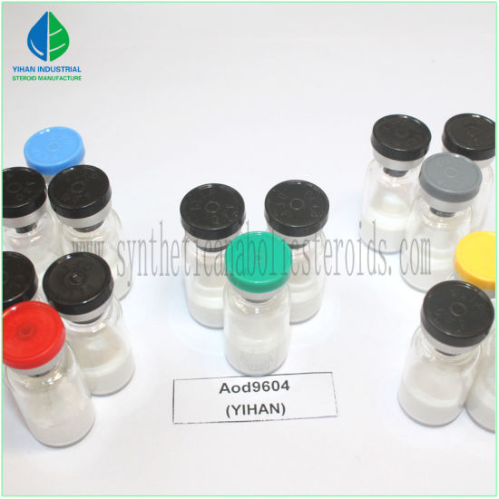 Injectable Peptide, Hormones Powder Aod-9604 CAS221231-10-3 for Muscle  Bodybuilding