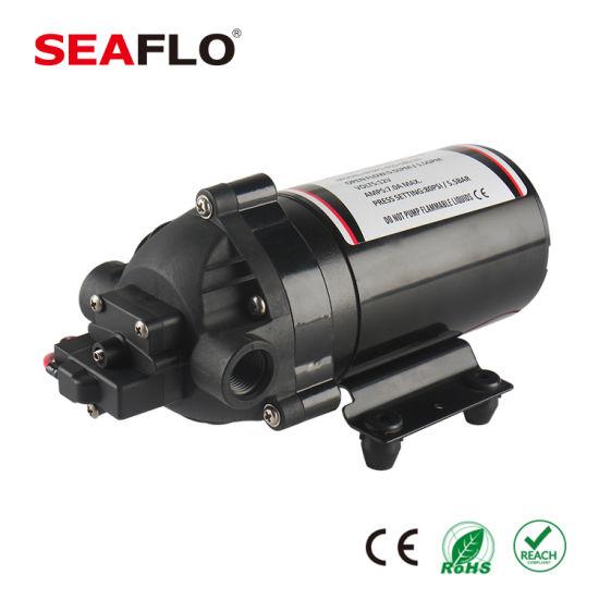 China Seaflo 12V 80 Psi High Pressure Water Sprayer Pump