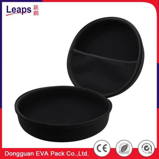 Custom Big Headphone EVA Bag Specialized Storage Box Tool Case