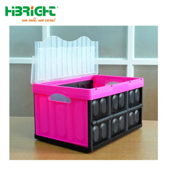 Environmental Friendly Durable Plastic Wholesale Logistics Crate Box